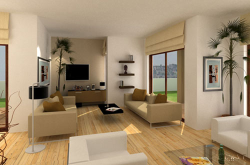 Apartment Interior Designs Living Room