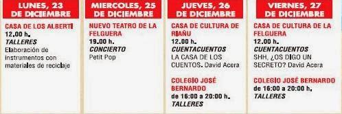 Asturias con niños: a dónde vamos hoy? Salón de Navidad en Langreo ¡diversión de gratis!