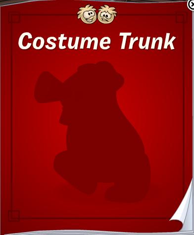 Club Penguin Costume Trunk Catalog Cheats