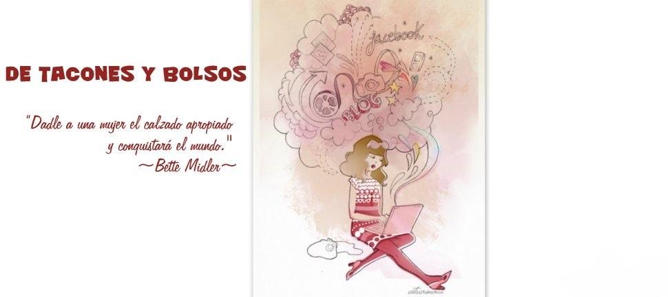 De Tacones y Bolsos - diseño independiente