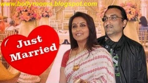 rani mukherji wedding photos   bollyrooms   actress hot photos