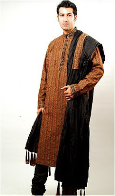 mens designer kurta