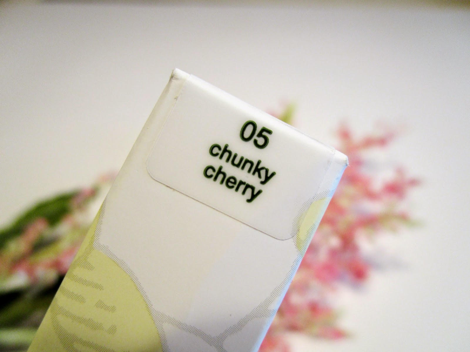 Chubby Stick #4 Chunky Cherry Clinique Perfume´s Club