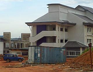 Bangunan UiTM Bukit Besi