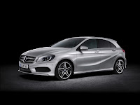 2013 Mercedes A-Class W176 original photo