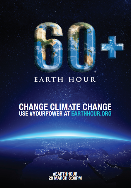 Click here to go to Earth Hour's Official Site!