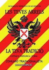 Catalunya hispànica i foral!