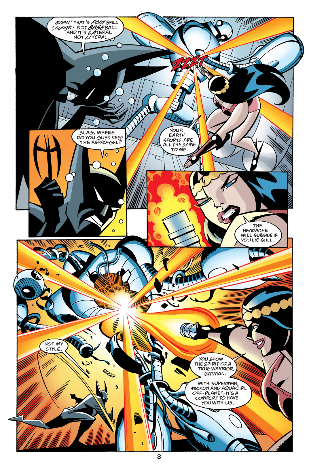 Batman Beyond [II] Issue #21 #21 - English 4