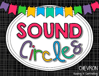 Sound Circles, Sound Circle Posters, Phonograms, Phonogram Posters