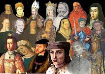 Otros Personajes Históricos relacionados con Madrigal