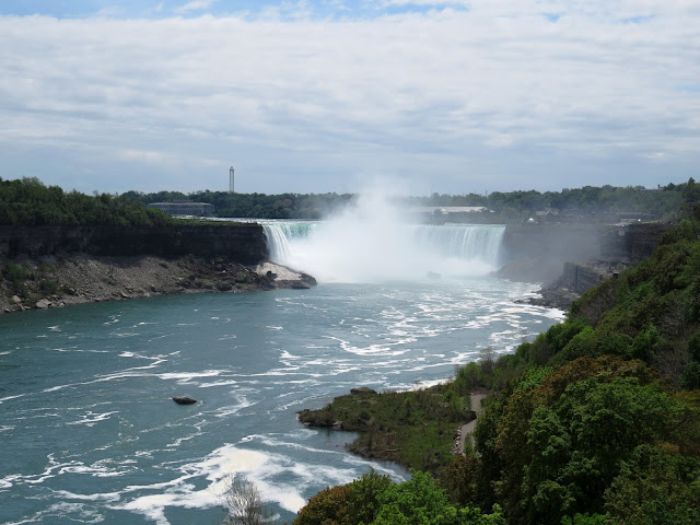 The Horseshoe Falls - Niagara Falls, Canada