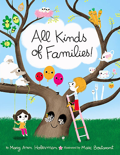 Books About Non Traditional Families For Kids