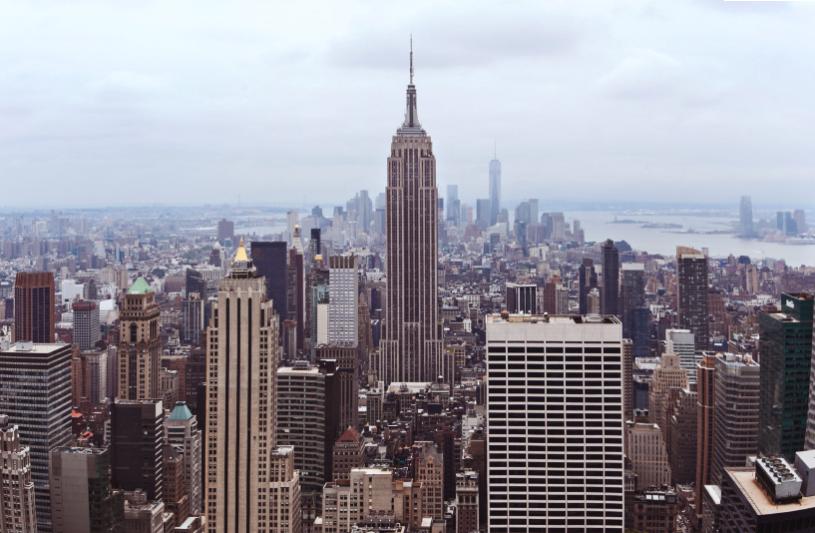new york, blog
