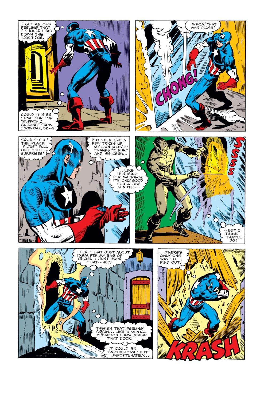 Captain America (1968) Issue #239 #154 - English 8