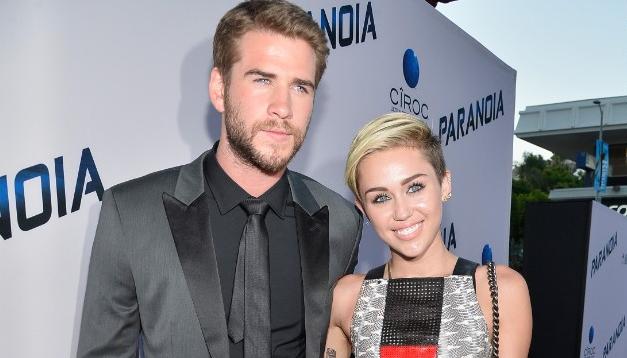 Miley Cyrus cancela presentación en Estados Unidos para pasar más tiempo con Liam Hemsworth en Australia.