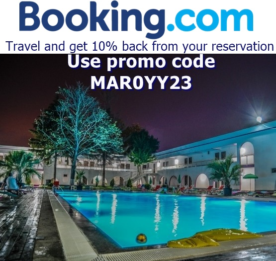 booking promo discount code