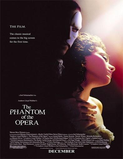 Ver El fantasma de la ópera (2004) Online