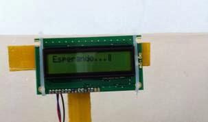 Pantalla LCD 16x2 Picaxe