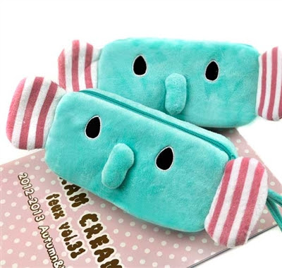 elephant pencil pouch at CoolPencilCase.com