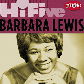 Barbara Lewis - Hello Stranger - On Rhino Hi-Five: Barbara Lewis Album (1963)