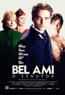 """Pôster do filme """"Bel Ami: O Sedutor"""""""