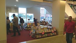 Shopping Bay Market promove Feira de Livros