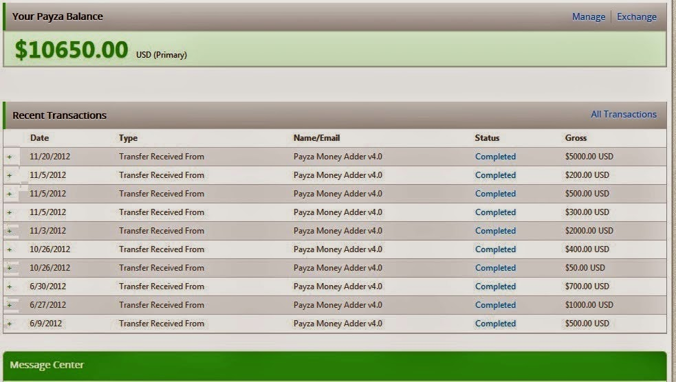 paypal hack - payza hack - game hack: Payza Hack Tool 2014 - How ...