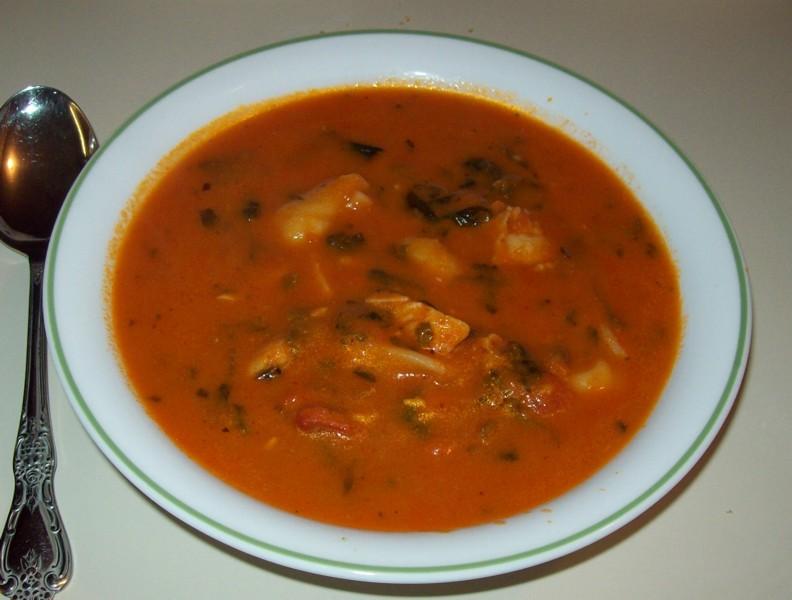 ... Bertolli Premium Meal Soup Tomato Florentine & Tortellini with Chicken