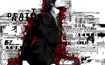 Wallpaper | Death Note | Light Yagami