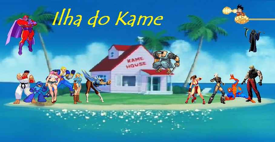 Ilha do Kame