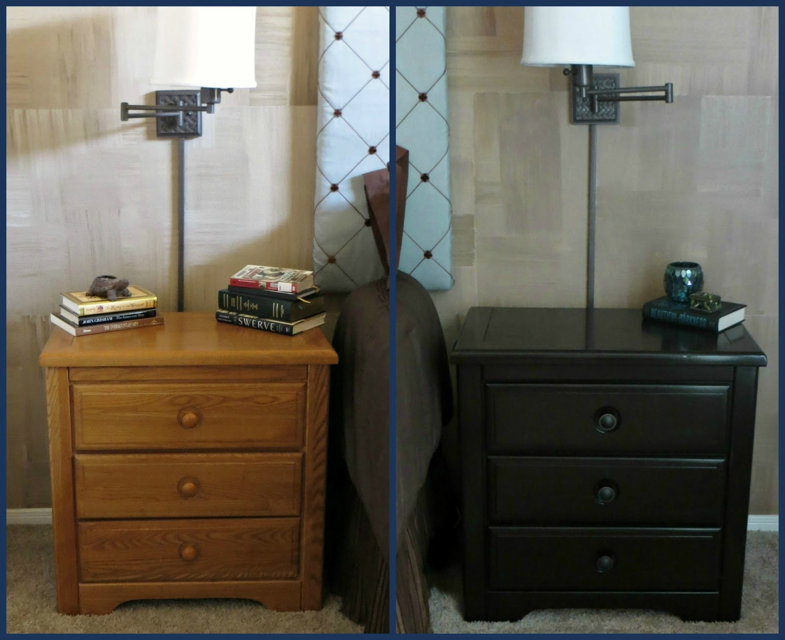 bedroom furniture makeover image19. General Finishes Gel Stain, Before \u0026 After Bedroom Furniture Makeover Image19 N