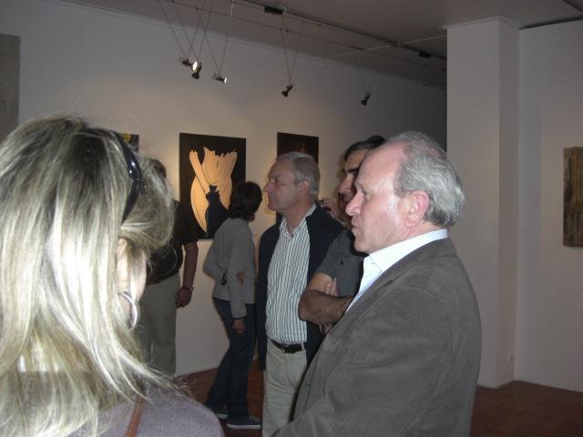 Urbano presenting the exhibition ONE WAY