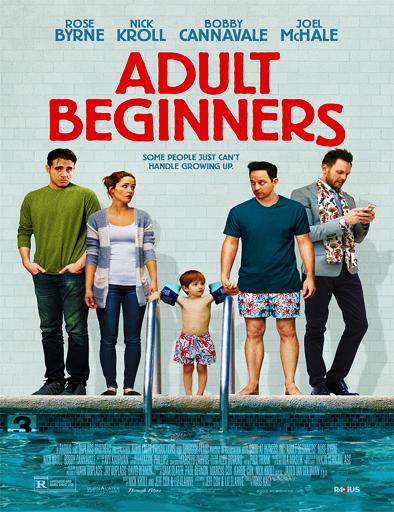 Ver Adult Beginners (2014) Online