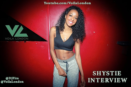 SHYSTIE x VOILA LONDON