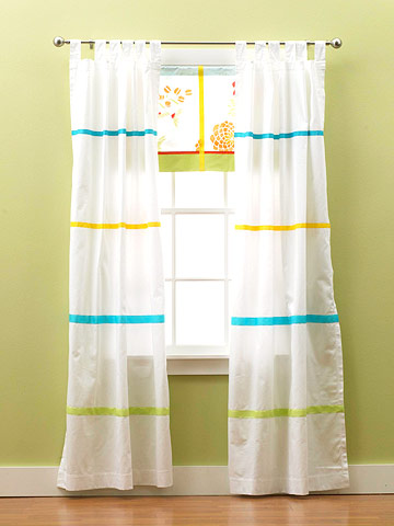 Easy Window Treatments Update 2014 Ideas Decorating Idea