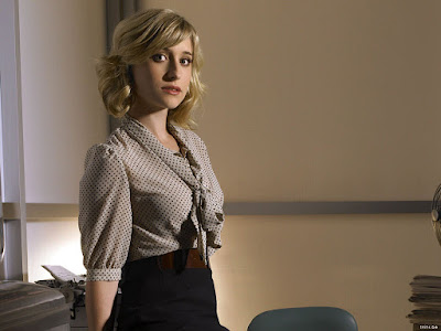 American Television Celebrity Allison Mack Wallpaper