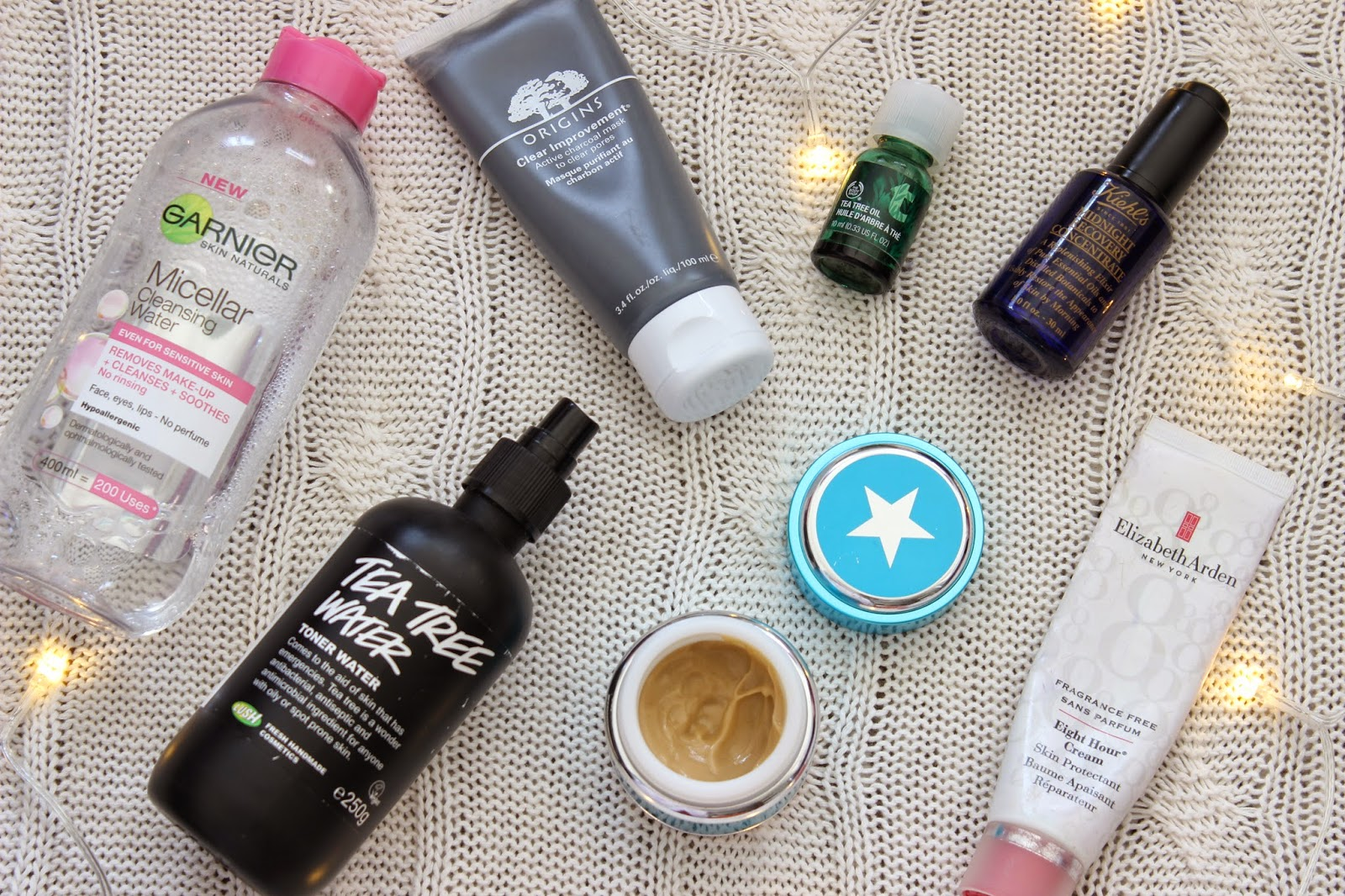 2014 skincare favourites