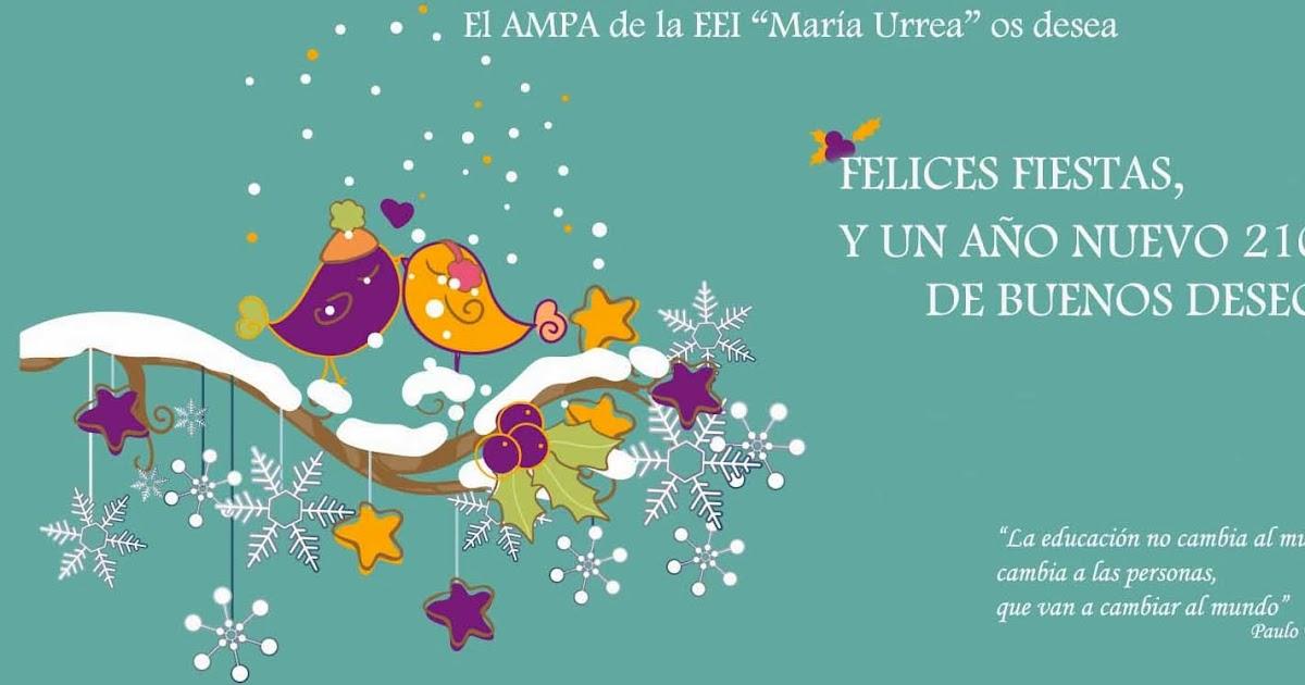 """AMPA """"EEI María Urrea"""": FIESTA NAVIDAD 2013 - photo#1"""