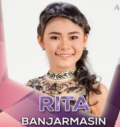 Rita D'Academy 2 dari Banjarmasin