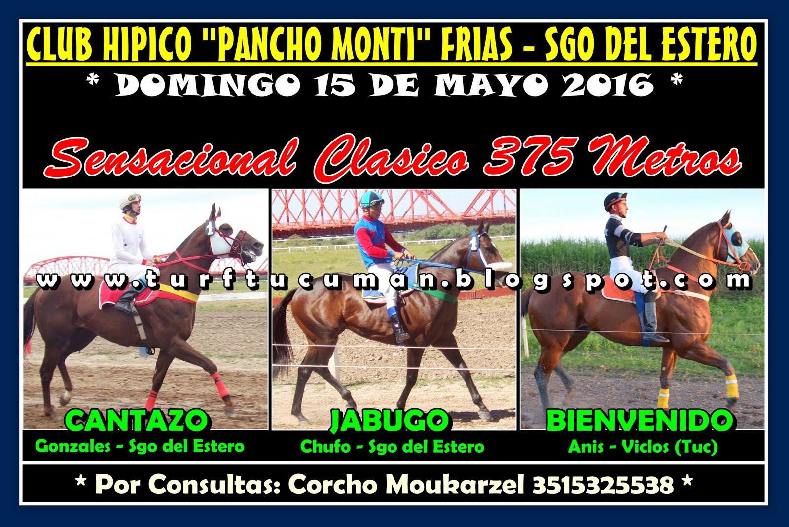 CLASICO FRIAS C J B
