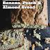 Banana, Peach and Almond Bread