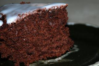 Enkel chokoladekage