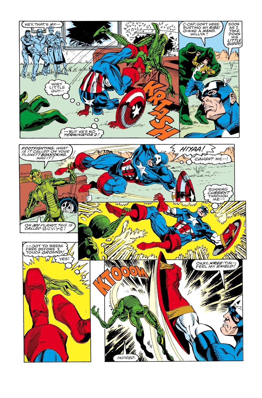 Captain America (1968) Issue #398 #331 - English 14