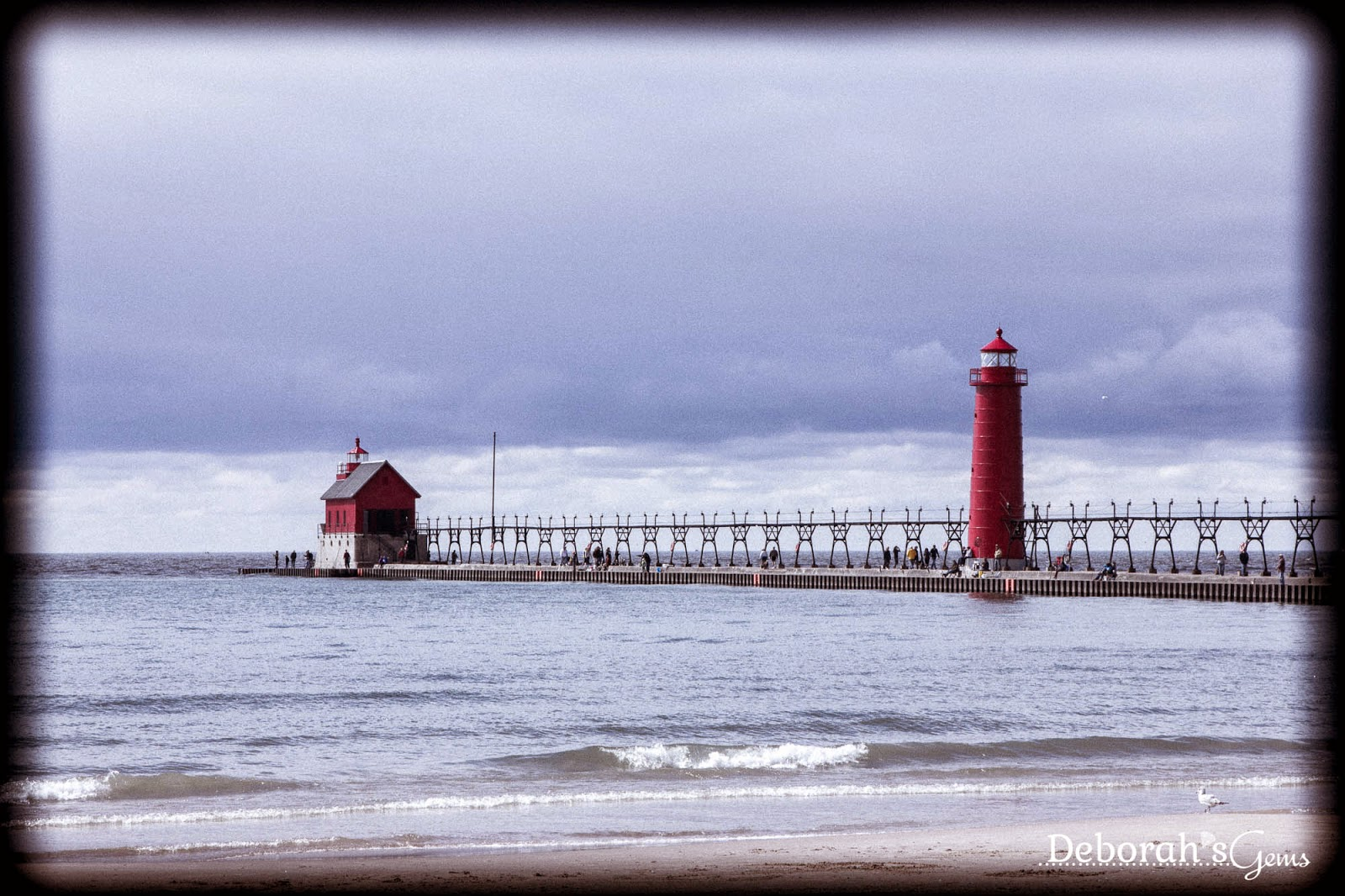 Grand Haven & Muskegon 2 - photo by Deborah Frings - Deborah's Gems
