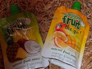 Smoofuit Mango/Naranja y Piña/Coco