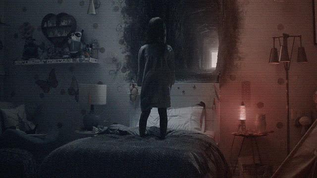 Atividade Paranormal Dimensão Fantasma