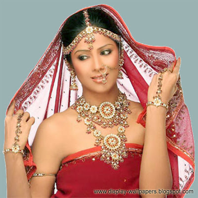 Pakistani Wedding Jewellery Design