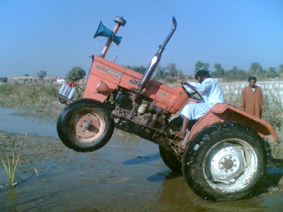 Tractor Wheeling in Pakistan