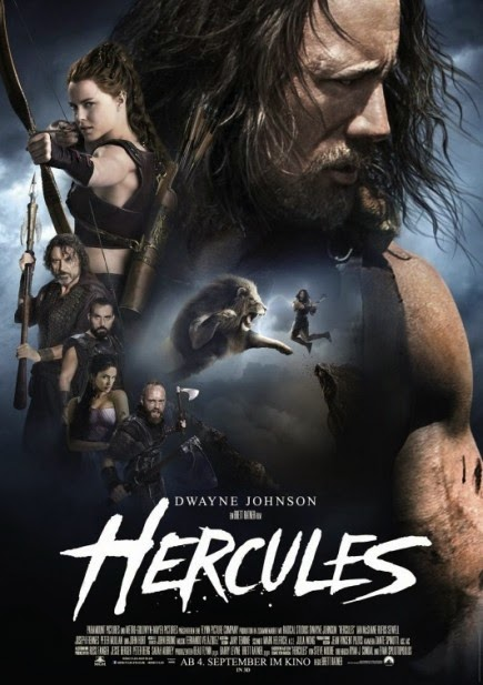 Hercules (2014) movie review by Glen Tripollo