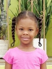 Carolin - Dominican Republic (DR-161), Age 6
